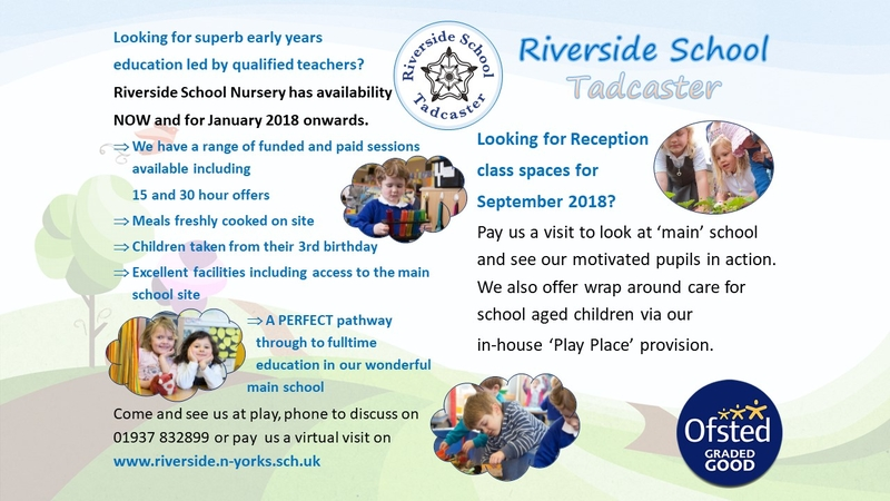 Nursery and Childcare Offer