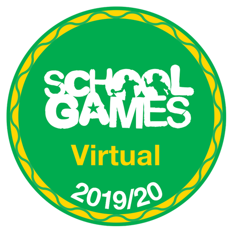 School Games virtual badge